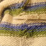 weaving in ends