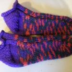 my year in knitting